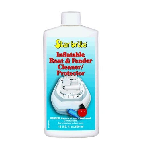Inflatable Boat Cleaner / UV Protector