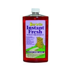 Gel-Coat Rust Remover: Instant Fresh Toilet Treatment