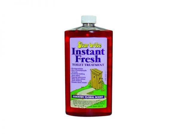 Gel-Coat Rust Remover: Instant Fresh Toilet Treatment