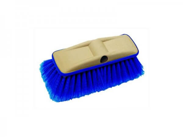 Medium Wash Brush – Deluxe Block Brush with Bumper