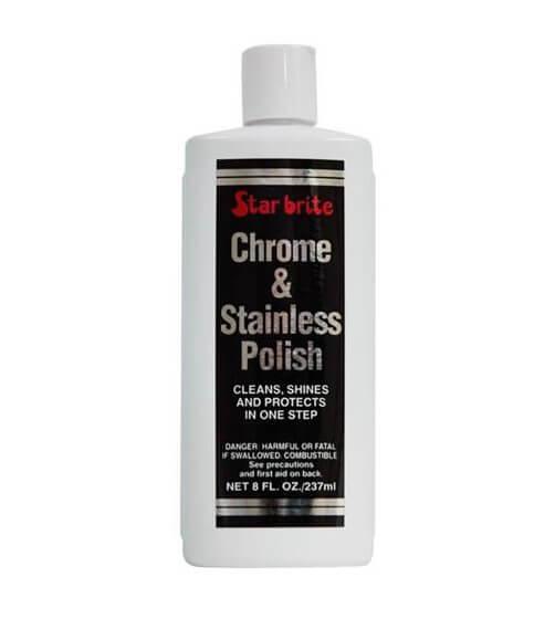 Chrome & Stainless Steel Polish