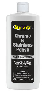 Chrome & Stainless Polish