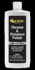 Chrome & Stainless Polish