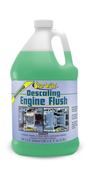 Descaling Motor Flush