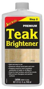 Premium Teak Brightener - Step 2