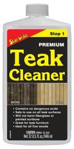 Premium Teak Cleaner - Step 1