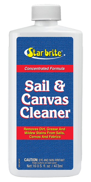 Sail and Canvas Cleaner