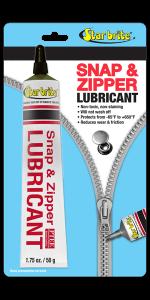 Snap & Zipper Lubricant