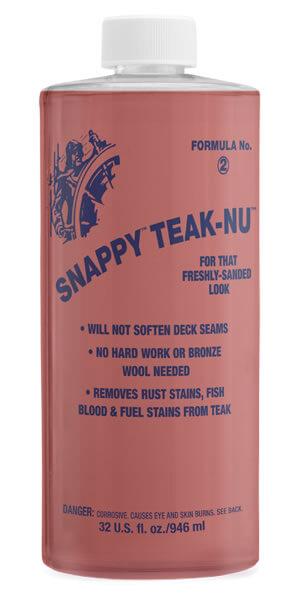 Snappy Teak-Nu Formula No 2