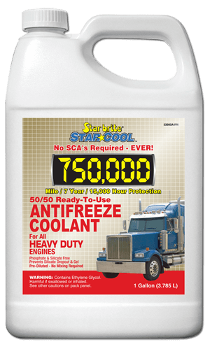 Star Cool 50-50 Antifreeze Coolant