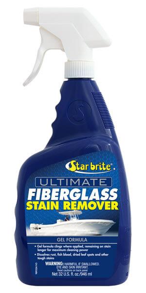 Ultimate Fiberglass Stain Remover