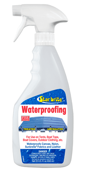 Waterproofing - Fabric Waterproofer + Stain Repellent + UV Protection