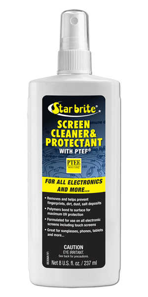 Screen Cleaner & Protectant With PTEF_88308.A1