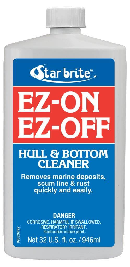 EZ-ON EZ-OFF Hull & Bottom Cleaner 92832.A1