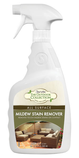 The Outdoor Collection Mildew Stain Remover