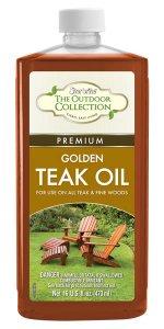 The Outdoor Collection Premium Teak Oil
