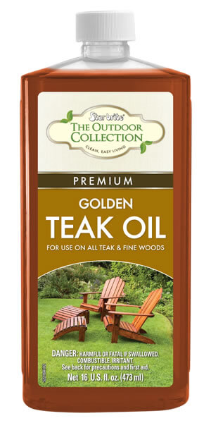 The Outdoor Collection Premium Teak Oil