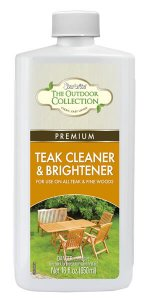 The Outdoor Collection Teak Cleaner & Brightener