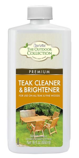 The Outdoor Collection Teak Cleaner & Brightener