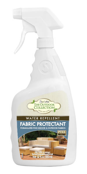 The Outdoor Collection Water Repellent Fabric Protectant
