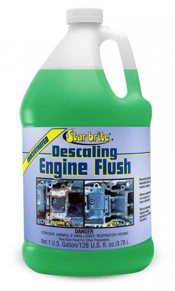 1 Gallon Engine Descaling Motor Flush - 82600