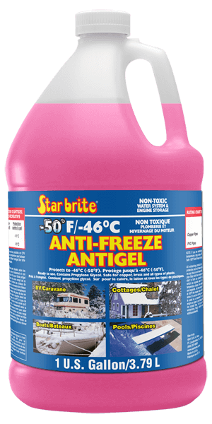 -50 Non-Toxic Premium Anti-Freeze - PG 31400.A1