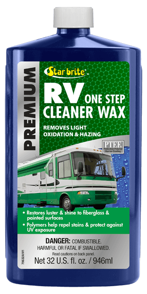 Premium RV One Step Cleaner Wax 79632.A1