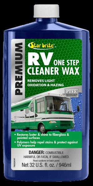Premium RV One Step Cleaner Wax 79632.A1