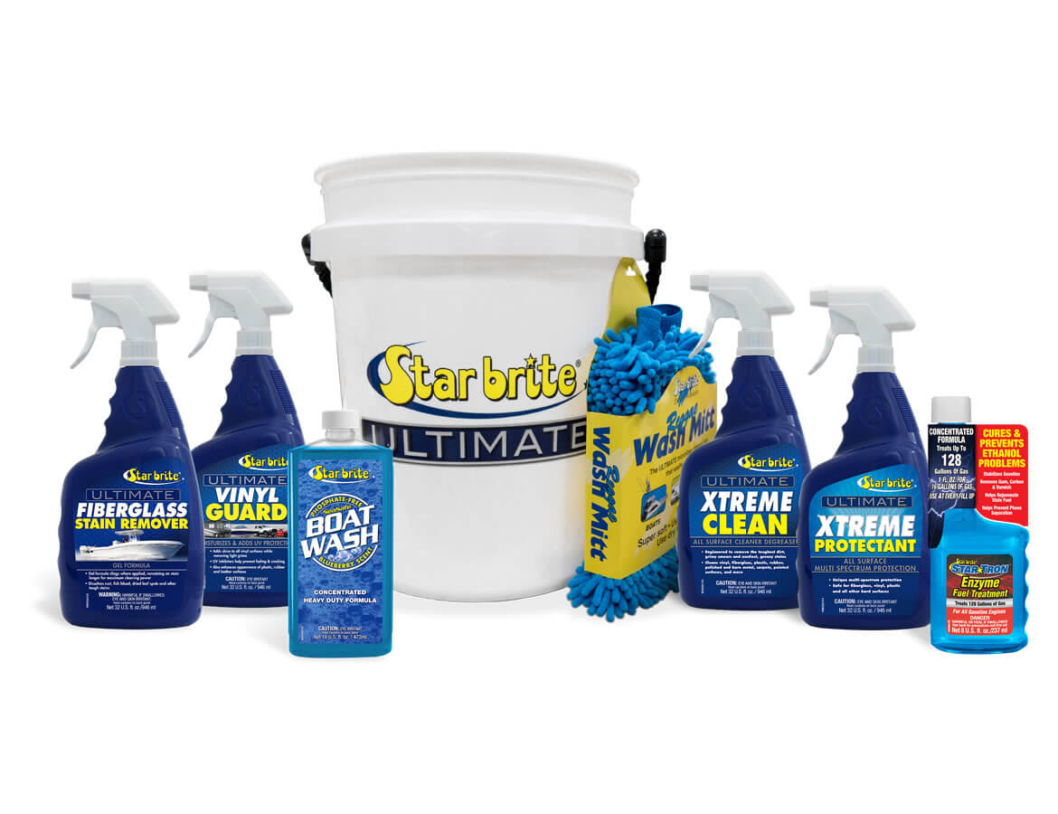 Ultimate Boat Care Kit - 83702.A1