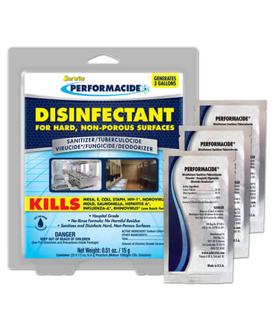 Disinfectant - 3 Pk Gallon Refill 102003 - 24