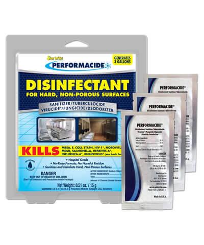 Disinfectant - 3 Pk Gallon Refill 102003 - 24