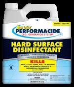 Disinfectant For Hard, Non-Porous Surfaces - 3 Pk Gallon Kit 102000