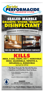 Disinfectant for Sealed Stone - 32 oz Kit - 102132