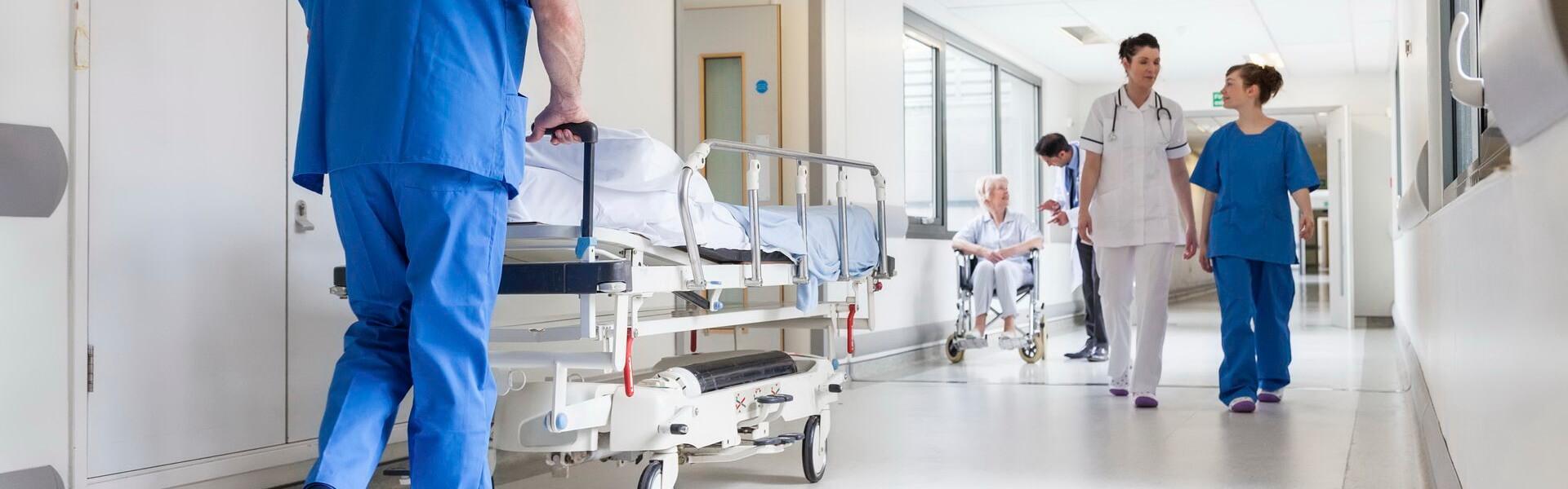 Medical Clinics, Hospitals, Doctors' Waiting Rooms